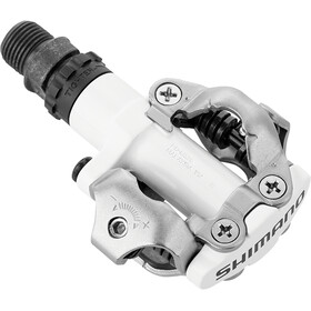 Shimano PD-M520 Pedals SPD white